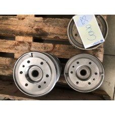 Flanges for REISHAUER Gear Grinding machine - Cone diameter 58 mm