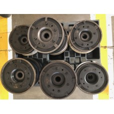 Flanges for REISHAUER ZB Gear Grinding machine