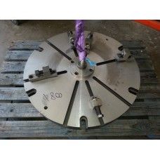 Worktable for gear grinding machine - Diameter 800 mm