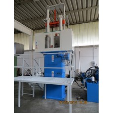 Vertical Hydraulic Broaching Machine - Capacity 25 Ton Stroke 1600