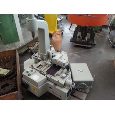 Straight cylindrical gear tester JENA VG 450 (stock no. AC561)
