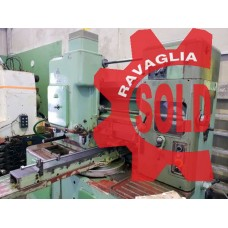 Gear shaping machine TOS OHO 6 - SOLD