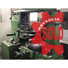 Gear hobbing machine PTP D690 K - SOLD