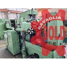 Gear hobbing machine TOS OF71 - SOLD