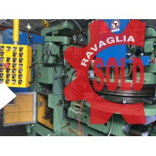 Gear hobbing machine CIMA P4AUR - SOLD
