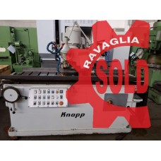 Rack milling machine DONAU KNAPP UZFM300H - SOLD