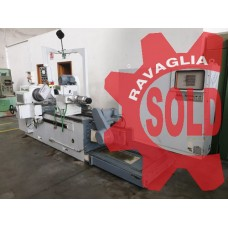 Worm and Thread milling machine WANDERER GF321 - SOLD