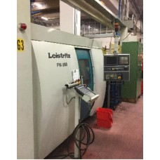 Second Hand Gear Whirling Machine LEISTRITZ PW90 CNC
