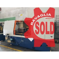 Cylindrical grinding machine MORARA MICRO ED.2 700 CNC - SOLD