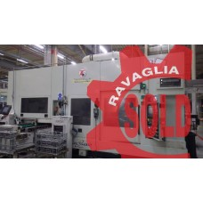 Grinding machine TACCHELLA PULSAR Crossfles H 375 S 1860 RS - SOLD